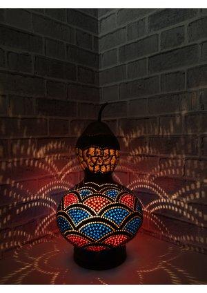 Osmanlı salon abajuru…