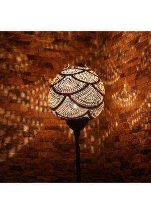 Vitray giydirme lambader su kabağı lam…