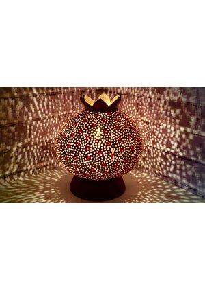 Nar temalı su kabağı lamba…