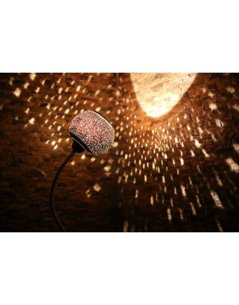 Restaurant ve cafe avize tasarımları su kabağı lamba lambader
