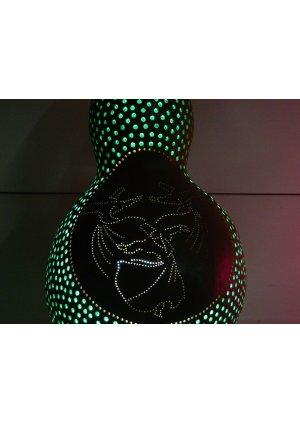 Semazen su kabağı lamba avize modeli 3…