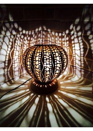 Dekorasyon lambaları su kabağı avize …