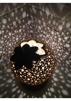 Dekoratif lamba su kabağı lamba süs k…