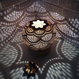 Dekoratif lamba su kabağı lamba süs kabağı 2