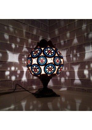 Otantik su kabağı lamba yansıma…