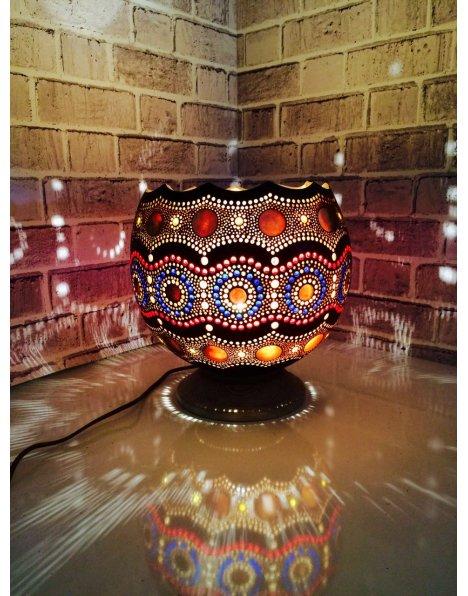 Turkey gourd lamp su kabağı lamba cafe avizeleri